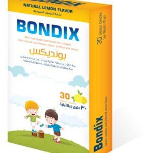 Bondix is a special designed formula for kids