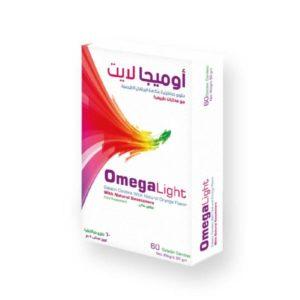 Omega Light - Gelatin Candies with Natural Orange flavors