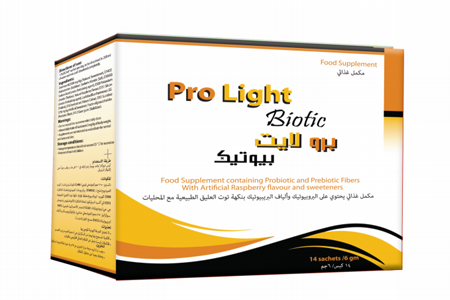 PROLIGHT-BIOTIC is the Safety way to control IBS Symptoms.