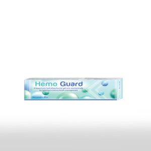 Hemo Guard Cream كريم هيمو جارد لعلاج البواسير والشقوق الشرجية.